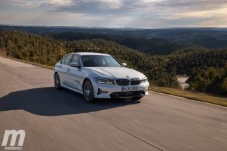 BMW Serie 3 2019 acabado Sport Foto 37