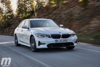 BMW Serie 3 2019 acabado Sport Foto 38