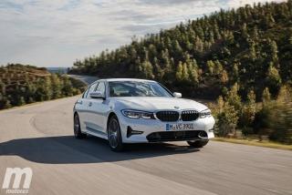 BMW Serie 3 2019 acabado Sport Foto 42