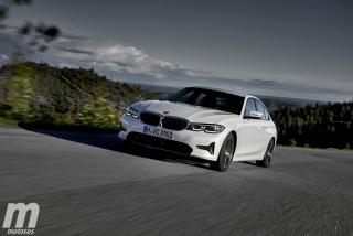 BMW Serie 3 2019 acabado Sport Foto 49