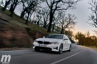 BMW Serie 3 2019 acabado Sport Foto 56