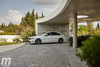 BMW Serie 3 2019 acabado Sport Foto 61