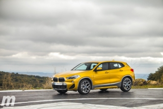 Foto 2 - Fotos BMW X2 sDrive20i