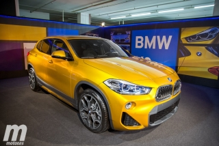 Fotos BMW X2 Foto 10