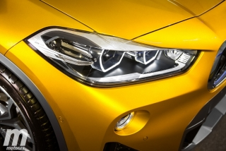 Fotos BMW X2 Foto 12