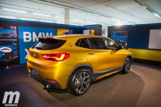 Fotos BMW X2 Foto 14