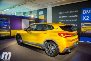 Fotos BMW X2 Foto 27