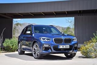 Foto 1 - Fotos BMW X3 2018 M40i