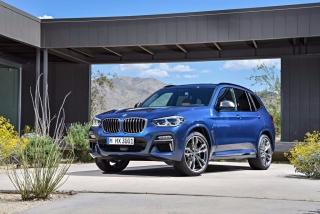 Foto 3 - Fotos BMW X3 2018 M40i