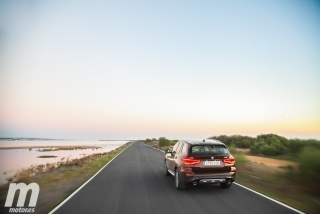 Foto 4 - Fotos BMW X3 Luxury line