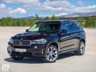 Foto 1 - Fotos BMW X5 F15