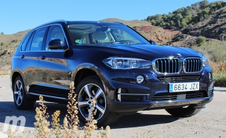 Fotos BMW X5 xDrive40e iPerformance Foto 1