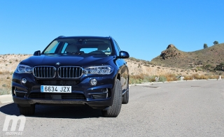 Fotos BMW X5 xDrive40e iPerformance Foto 3