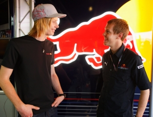 Foto 2 - Fotos Brendon Hartley