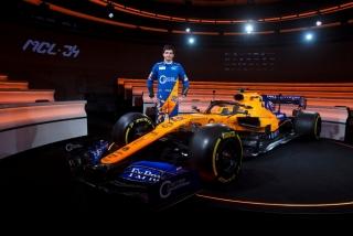 Fotos Carlos Sainz F1 2019 Foto 2