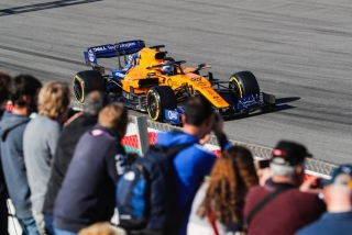 Fotos Carlos Sainz F1 2019 Foto 14
