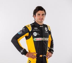 Fotos Carlos Sainz Renault F1 2017 Foto 5