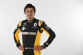 Fotos Carlos Sainz Renault F1 2017 Foto 8