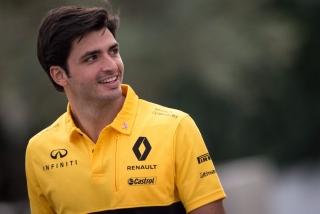 Fotos Carlos Sainz Renault F1 2017 Foto 4