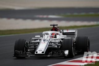 Foto 3 - Fotos Charles Leclerc F1 2018