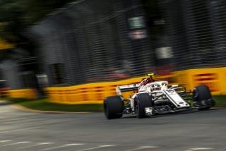 Fotos Charles Leclerc F1 2018 Foto 15