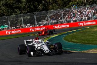 Fotos Charles Leclerc F1 2018 Foto 17