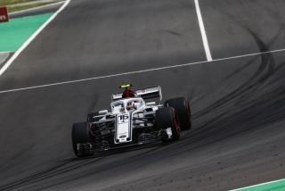 Fotos Charles Leclerc F1 2018 Foto 41
