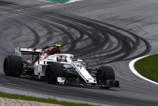 Fotos Charles Leclerc F1 2018 Foto 55