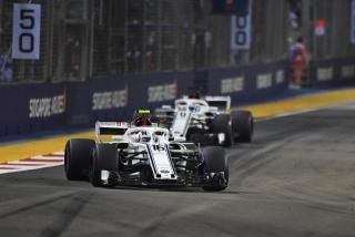 Fotos Charles Leclerc F1 2018 Foto 73