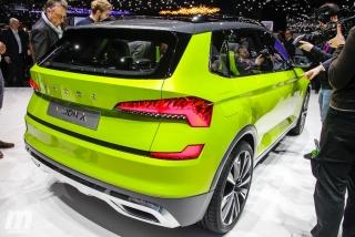 Fotos Concept Cars en el Salón de Ginebra 2018 Foto 22