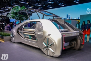 Fotos Concept Cars en el Salón de Ginebra 2018 Foto 38
