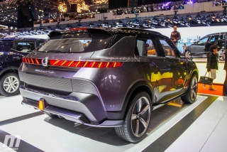 Fotos Concept Cars en el Salón de Ginebra 2018 Foto 45