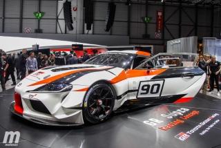 Fotos Concept Cars en el Salón de Ginebra 2018 Foto 60