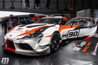 Fotos Concept Cars en el Salón de Ginebra 2018 Foto 61
