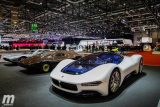 Fotos Concept Cars en el Salón de Ginebra 2018 Foto 68
