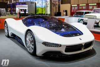 Fotos Concept Cars en el Salón de Ginebra 2018 Foto 71