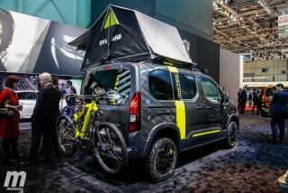 Fotos Concept Cars en el Salón de Ginebra 2018 Foto 147