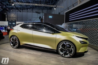 Fotos Concept Cars en el Salón de Ginebra 2018 Foto 168