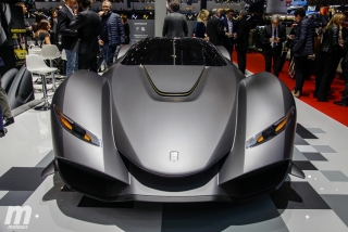 Fotos Concept Cars en el Salón de Ginebra 2018 Foto 187