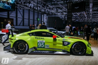 Fotos Concept Cars en el Salón de Ginebra 2018 Foto 200