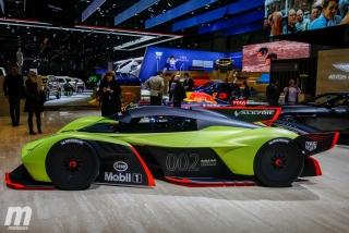 Fotos Concept Cars en el Salón de Ginebra 2018 Foto 201