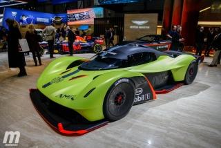 Fotos Concept Cars en el Salón de Ginebra 2018 Foto 202