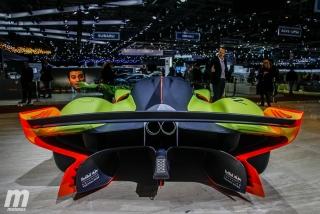 Fotos Concept Cars en el Salón de Ginebra 2018 Foto 210