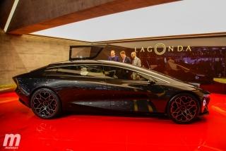 Fotos Concept Cars en el Salón de Ginebra 2018 Foto 214