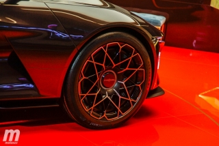 Fotos Concept Cars en el Salón de Ginebra 2018 Foto 215