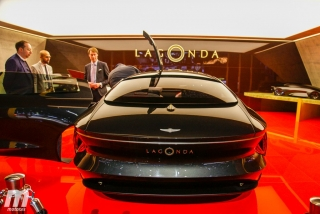 Fotos Concept Cars en el Salón de Ginebra 2018 Foto 217