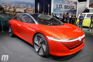Fotos Concept Cars en el Salón de Ginebra 2018 Foto 226