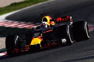 Fotos Daniel Ricciardo F1 2017 Foto 3