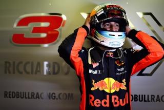 Fotos Daniel Ricciardo F1 2017 Foto 1