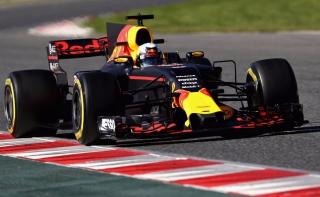 Fotos Daniel Ricciardo F1 2017 Foto 6